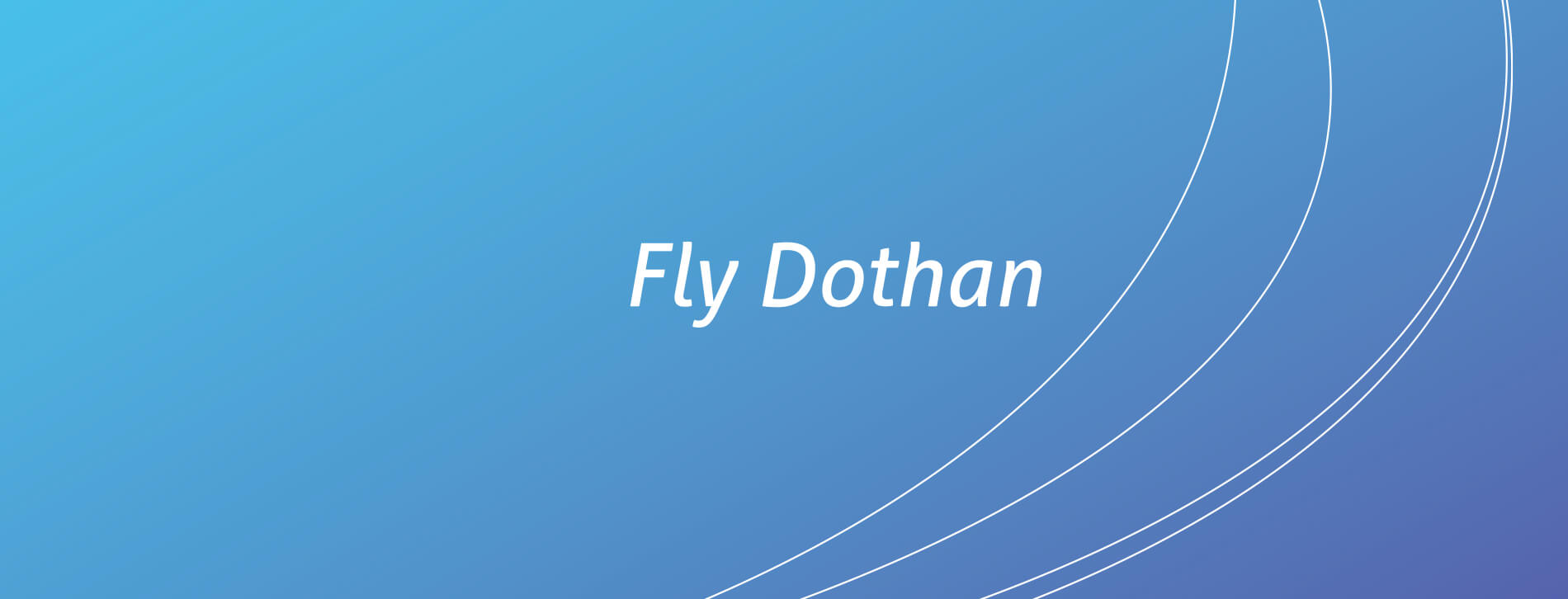 A New Brand Gives Lift to Dothan Regional Airport