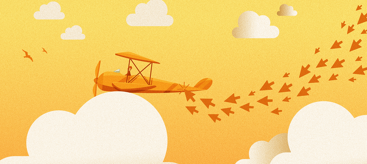 The Value of a Landing Page