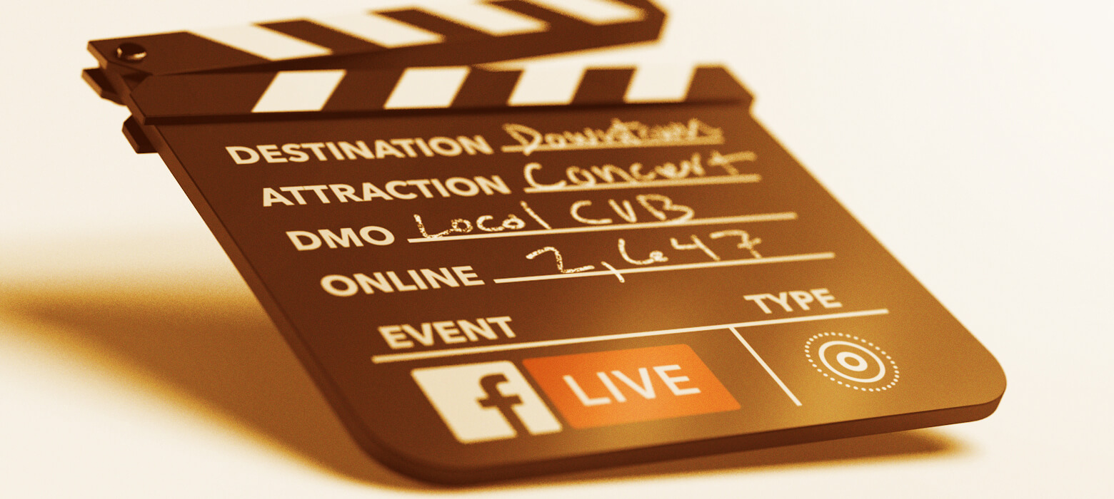 Make Live Streaming Video Work for Your Destination