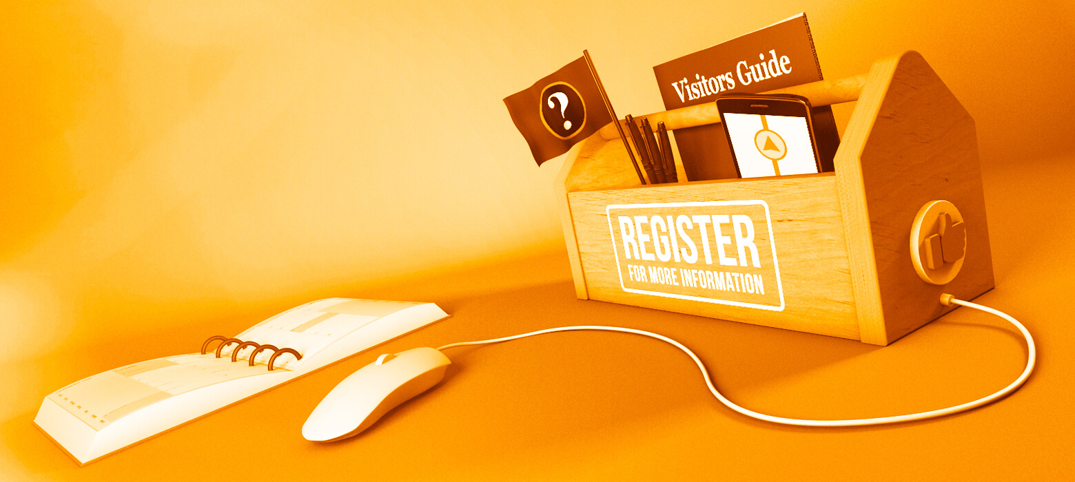 Creating Added Value for Meeting Planners with Custom Landing Pages